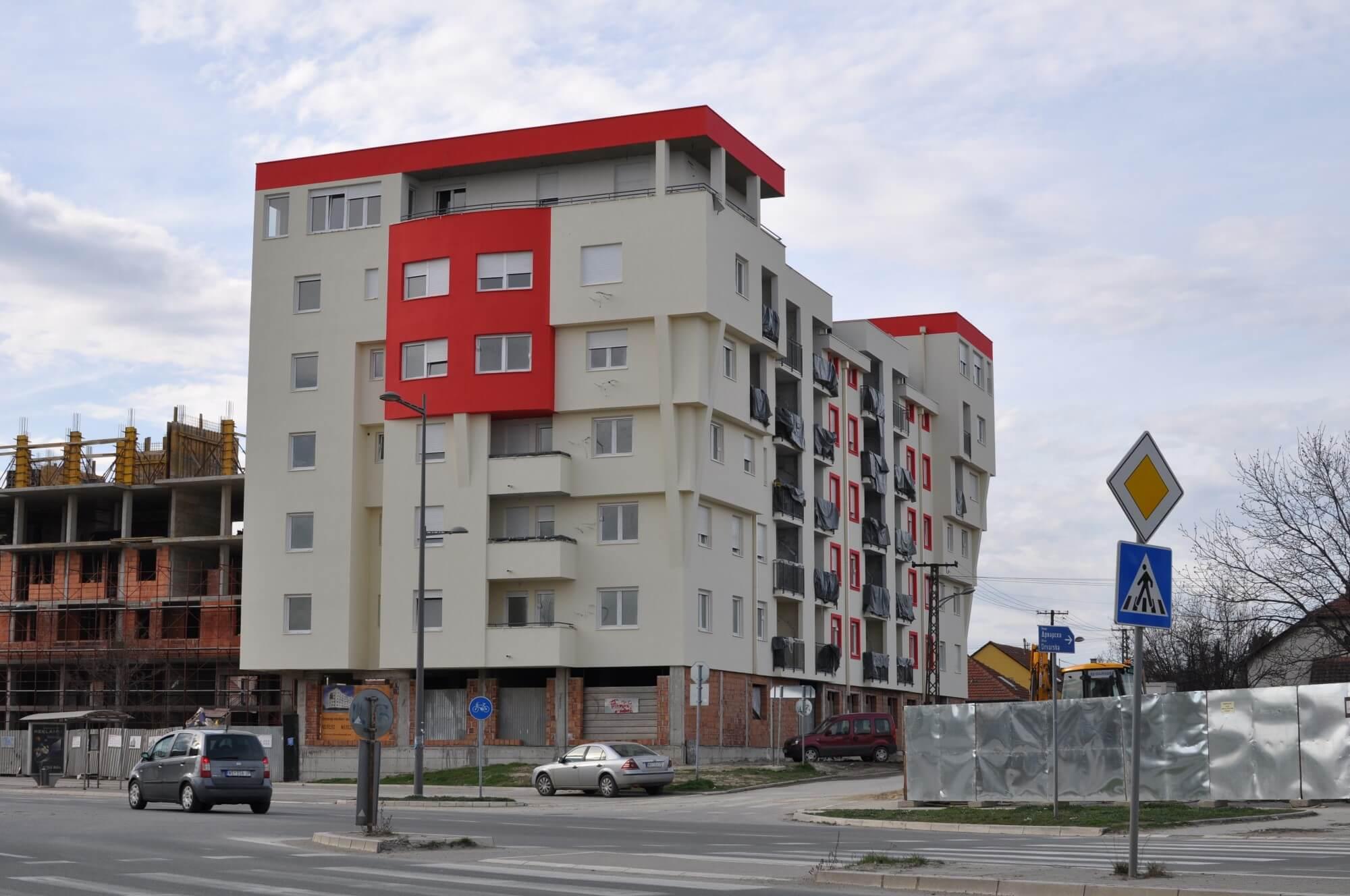Freeland Mijanović Izgradnja, Novi Sad